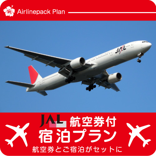 JAL航空券付き